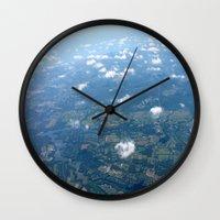 arizona Wall Clocks featuring Arizona by Lexi Spinelle