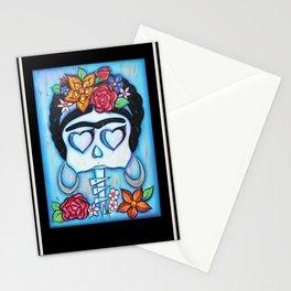Colorful Frida Stationery Cards