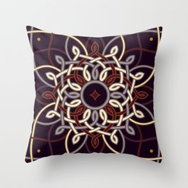 Ostara Tarot II Throw Pillow