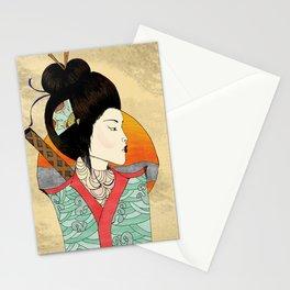Katana Stationery Cards