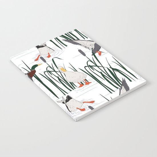 Quackers Notebook