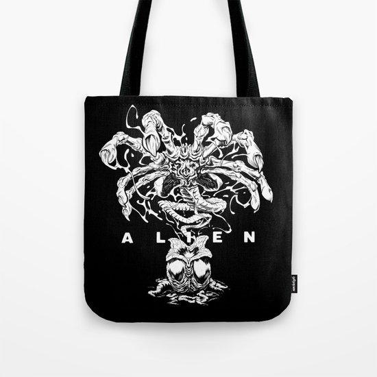 ALIEN: FACEHUGGER Tote Bag