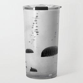 Airborne Mission During WW2 Travel Mug