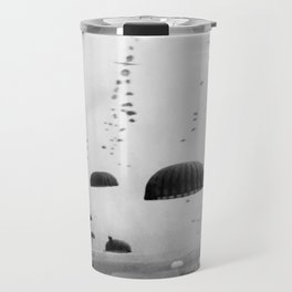 Airborne Mission During WW2 Travel Mug