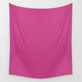 Smitten - solid color Wall Tapestry