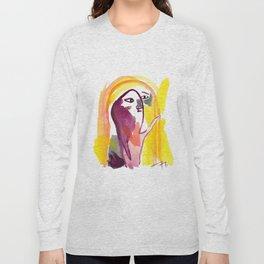 Rainbow Man Long Sleeve T-shirt