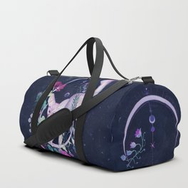 Cosmic Fox Duffle Bag