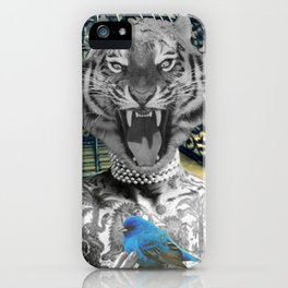 Tigers Share iPhone Case