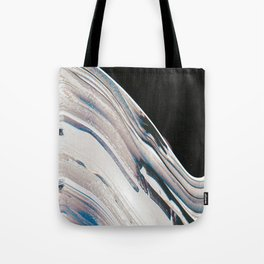 Space Time Blur Tote Bag