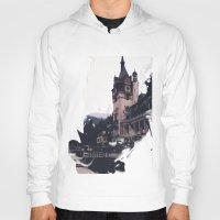 castlevania Hoodies featuring Castlevania by Esco