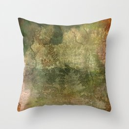 Beautiful natural art Throw Pillow