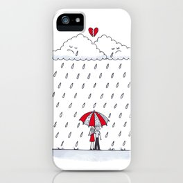 Love stories  iPhone Case