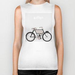 1901 Werner La Motocyclette Biker Tank