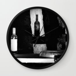 how did we get here tho?/? Wall Clock
