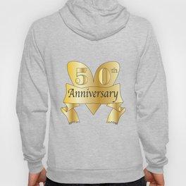 50th Anniversary Heart Hoody