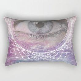 The Grand Delusion Rectangular Pillow