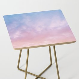 Pastel Sunset Dreams Side Table