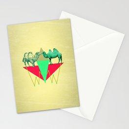 Camel Kiss Stationery Cards