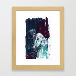 Voices of the Heart Framed Art Print