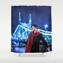 Le fabuleux destin d'Ines Poulain Shower Curtain