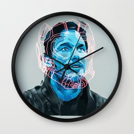 Star-Lord, Guardians of the Galaxy Fan Art Wall Clock