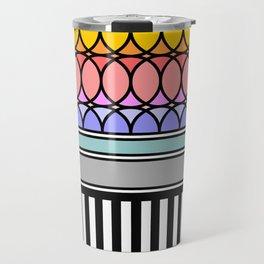 Abstract composition Travel Mug