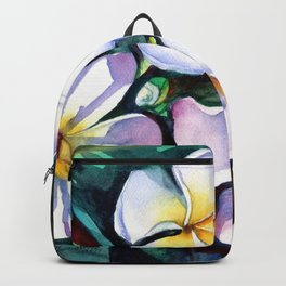 Evening Plumeia Backpack