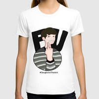 danisnotonfire T-shirts featuring #CaughtInTheAct by taetaejojo