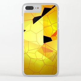 Drawn Clear iPhone Case