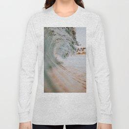 summer waves xiii Long Sleeve T-shirt