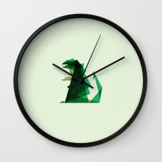 G-ZILLA Wall Clock