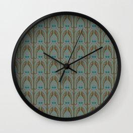 Turk Wall Clock