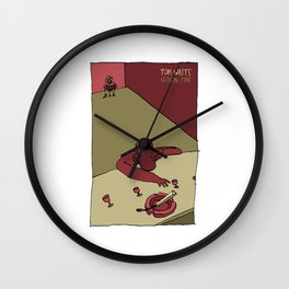 Tom Waits - Closing Time Wall Clock