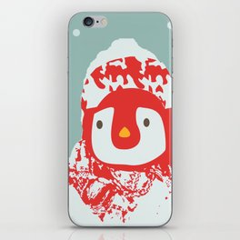 It's cold outside iPhone Skin