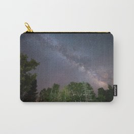 The Milky Way in Northern Ontario Carry-All Pouch