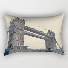 Tower Bridge Rectangular Pillow