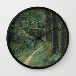 The Great Green Adventure Wall Clock