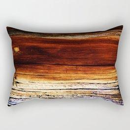 Lightning Struck Rectangular Pillow