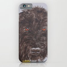 Chocolate Labradoodle Slim Case iPhone 6s