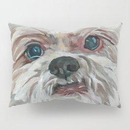 Ruby the Shih Tzu Dog Portrait Pillow Sham
