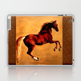 The Horse, after  George Stubbs Laptop & iPad Skin