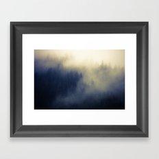 Shasha Forest Framed Art Print