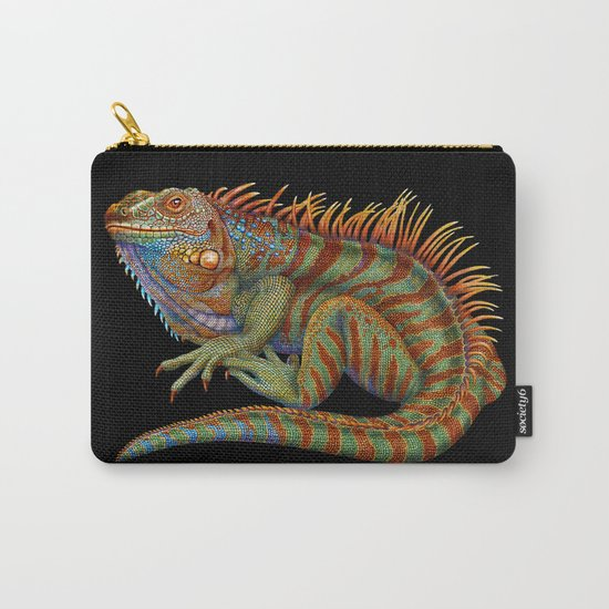 Iguana 2 Carry-All Pouch