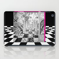 jared leto iPad Cases featuring Jared by La La Land Studio