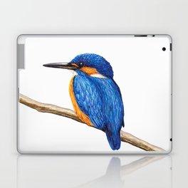 Kingfisher by Lars Furtwaengler | Ink Pen | 2011 Laptop & iPad Skin