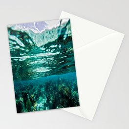 Caribbean Layers  Stationery Cards