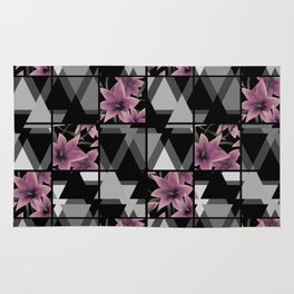 Patchwork , Lily Rug