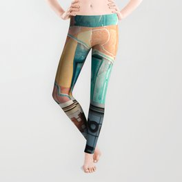 NEIGHBORHOOD THEATRE Leggings