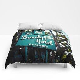 Beverly Hills Hotel, No. 2 Comforters