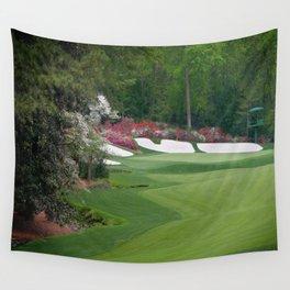 Augusta Amen Corner Golf Wandbehang